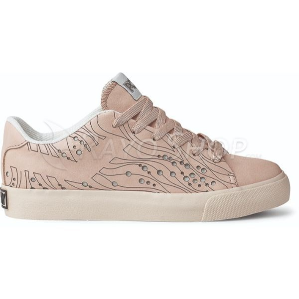 Zapatilla Pony Topstar Clean ox Laser Color: Nude