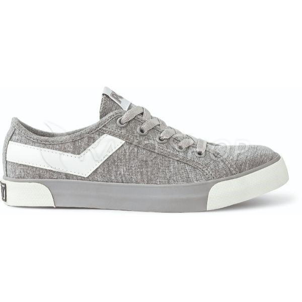 Zapatillas Pony Triple Match ox Mesh Unisex Gris